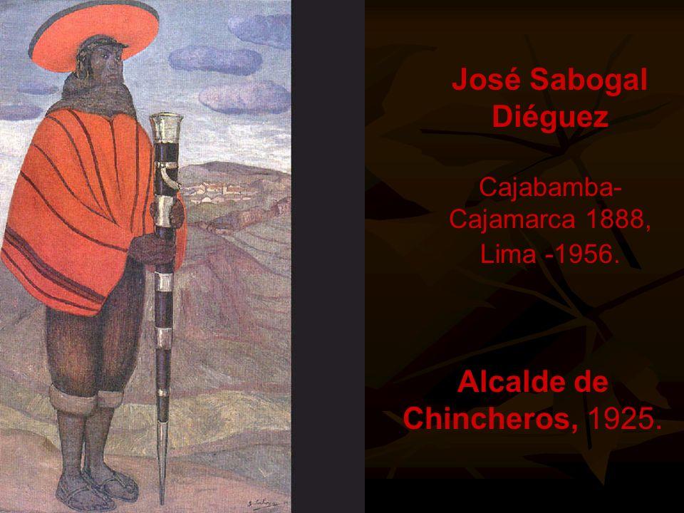 Amancaes dibujo, 1942. Julio Málaga Grenet Arequipa 1886, Lima 1963.