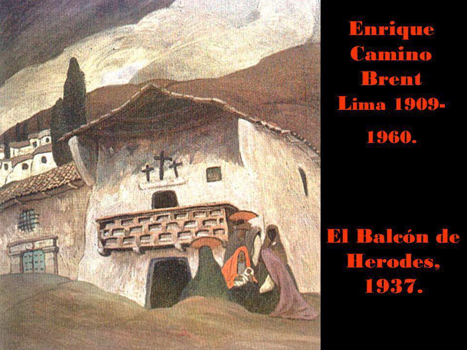 Cota Carvallo Walstain de Nuñez Lima 1909-1980. Autorretrato, 1932.
