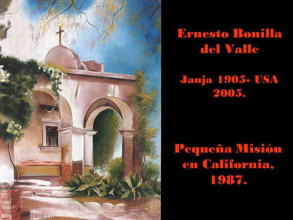 Arístides Vallejo Santiago de Chuco - La Libertad 1905, Lima 1949. Domingo de Ramos, 1949.