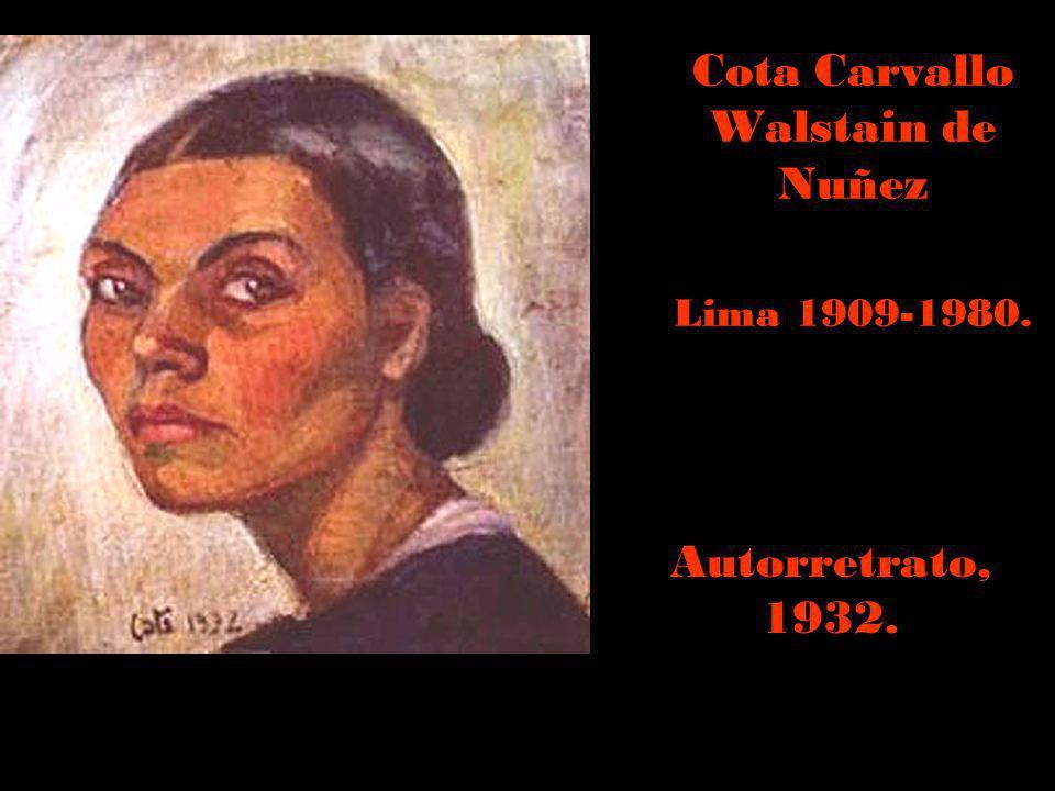 Mariano Alcántara la Torre Otuzco 1909 - ? Retrato de José Eulogio Garrido Espinoza (1889-1967)