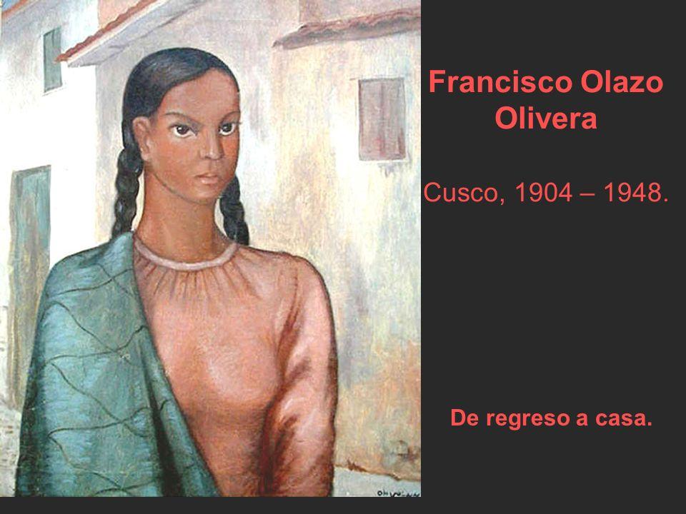 Víctor Humareda Gallegos Puno 1920 - Lima 1986.