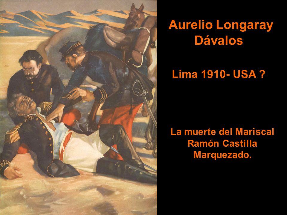 Pintores Peruanos de siempre Nº 8 Gabriela Lavarello de Velaochaga - marzo 2008.
