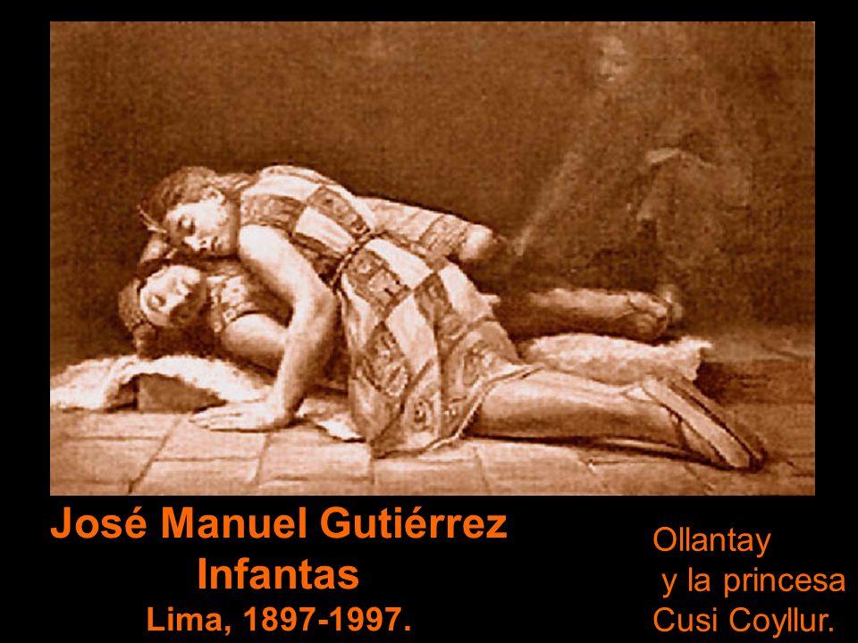 José Angel Rozas Fernández Cusco 1896, Lima 1984. Procesión del Corpus Christie en Cusco.
