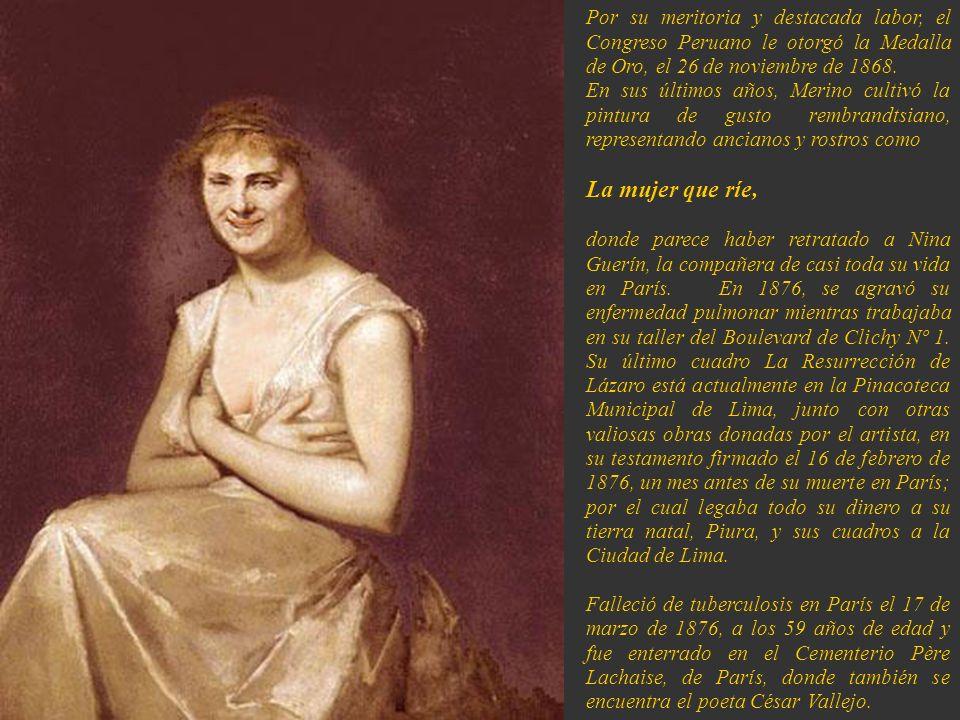 En 1863 en el mismo Salón exhibió Colón ante los Sabios de Salamanca, obra que lo hizo merecedor al Tercer Premio y Medalla de Oro (pintura adquirida