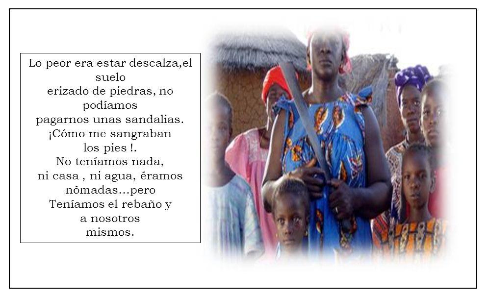 Nací en el desierto de Somalía, no sé la edad que tengo, lo único que sé es que cada día es nuevo. 33 años ? 36 años ? ¡ qué más da !, en el desierto