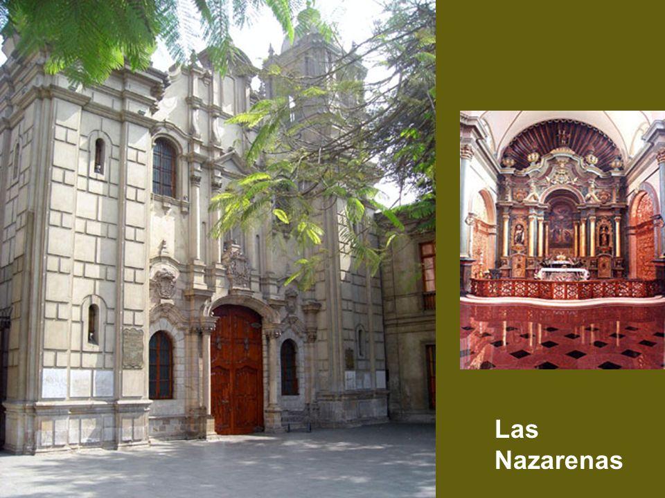 Sacrist ía, Iglesia San Pedro Lima, Per ú.