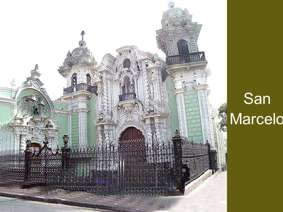 Jesús, María y José Altar mayor de la pequeña Iglesia de Jesús, María y José