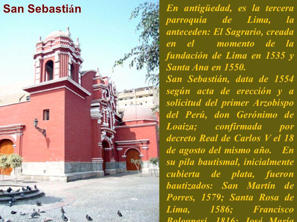 San Sebasti á n