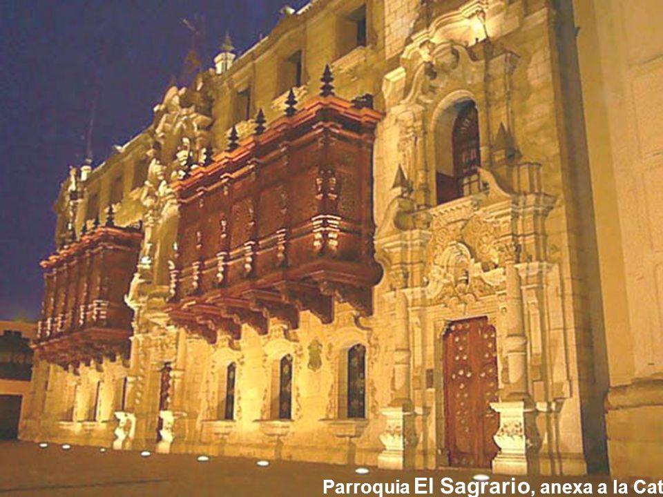 Catedral, Lima- Per ú