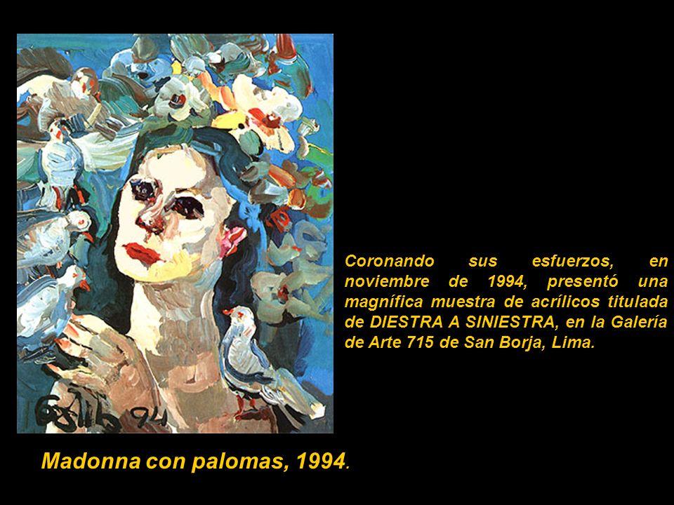 Tinta perteneciente a la exposición del año 1992.