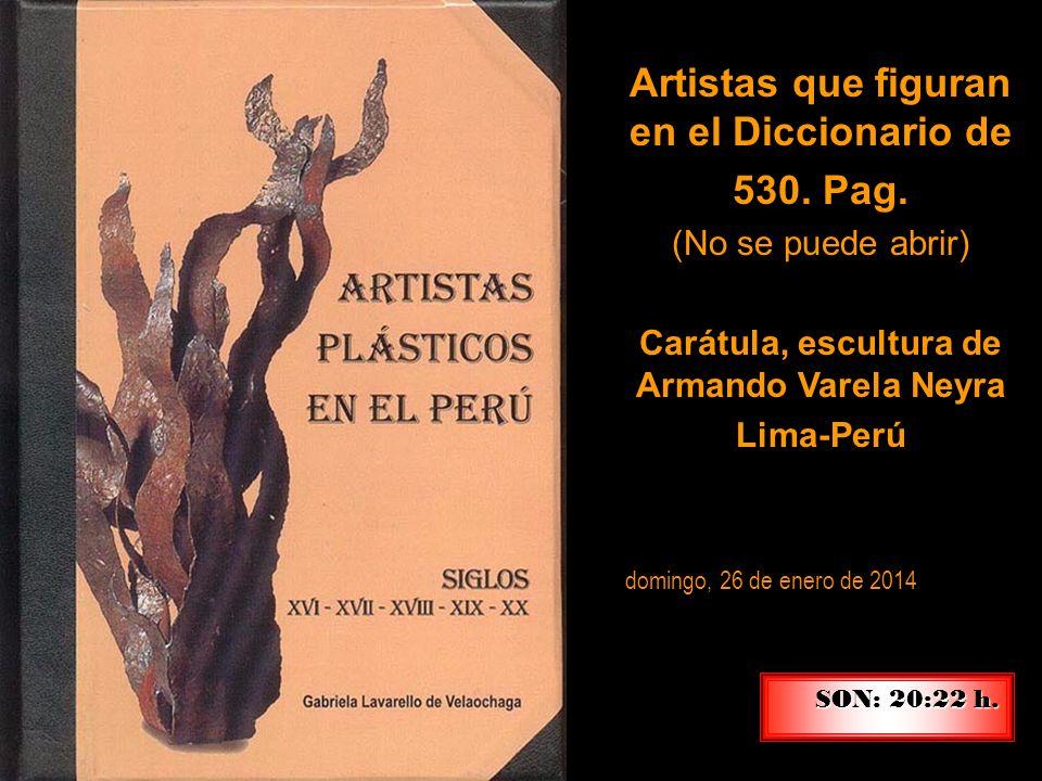 En 1997 la ENSABAP en su Centro Cultural de la Lima cuadrada, le rindió un homenaje presentando una Muestra Retrospectiva, destacando su serie de Mari