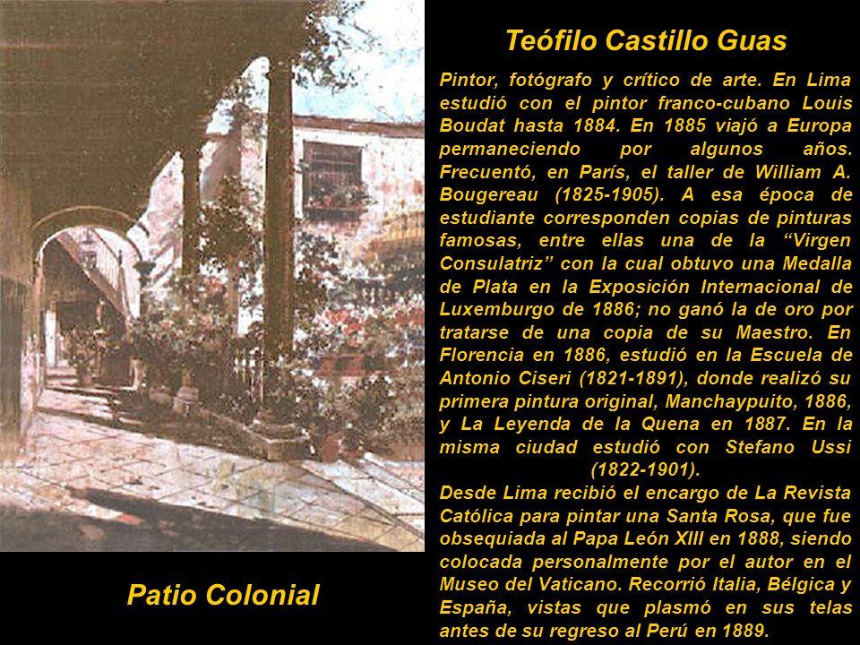 Divina Mujer Carlos A. Castillo Gaubeka 1989 Sangre India Teófilo Castillo Guas 1921