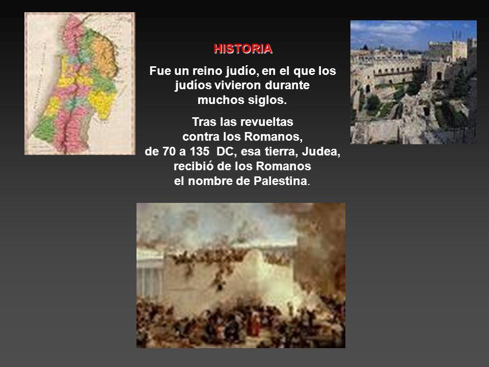 ¿Qué razones tienen los Judíos para asegurar que esa tierra les pertenece?