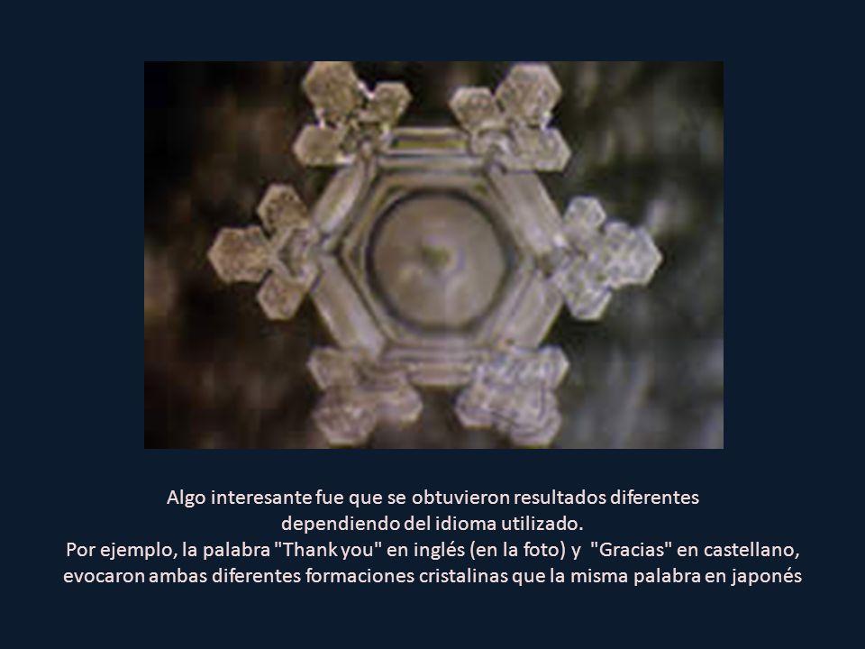 Angel Demonio La palabra Alma Hay que notar la forma de corazón en el centro del cristal