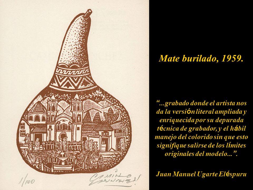 Serie: Imaginer í a Ayacucho, 1965.