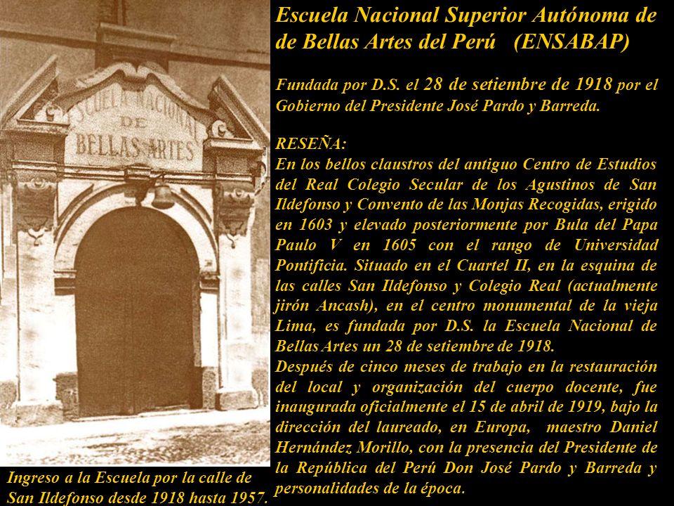 Se comenzó a construir el Colegio de San Ildefonso. La casa de Estudios será el primer Colegio fundado por las Ordenes religiosas; fue, durante 218 añ