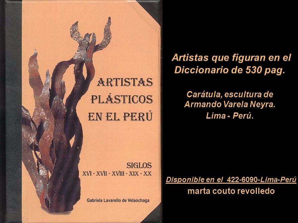 Si el Estado Peruano no subvenciona a los artistas, esperemos pues, una resolución favorable modificando ésta absurda Ley Nº 28296 y su Reglamento. Le