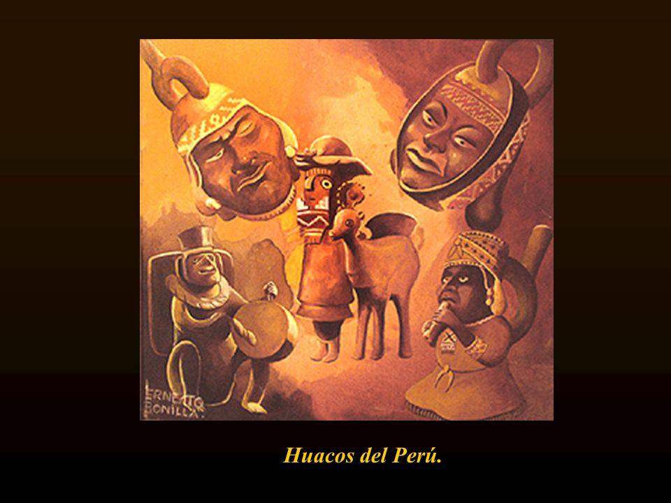 Oro del Perú.