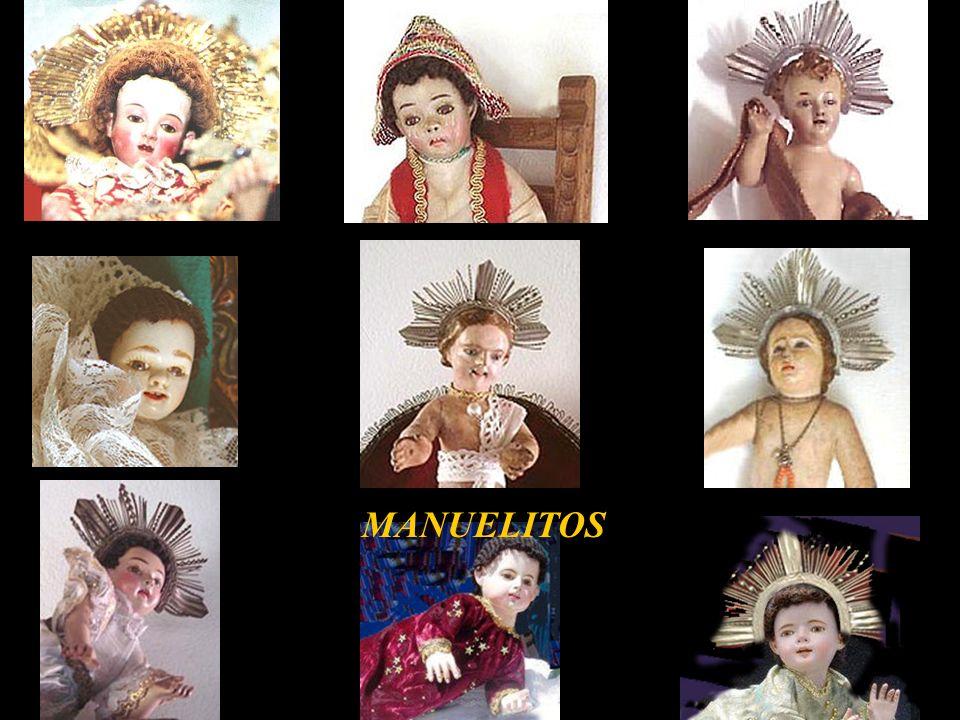 Ay Manolito qué mono estás, entre pajuelas y en un portal. - Angeles bellos cantad, cantad: Gloria en el cielo y al hombre paz. Antiguo villancico esp