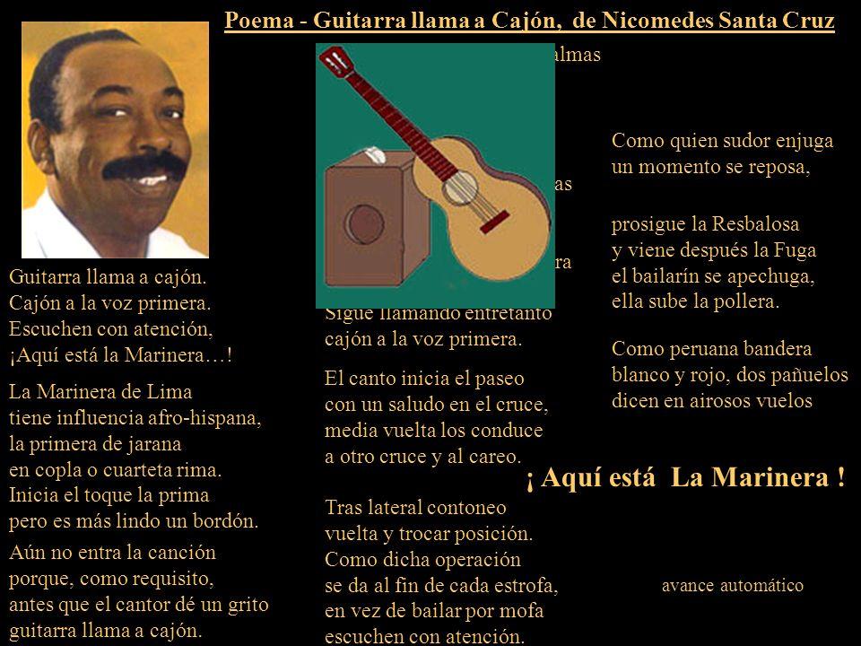 Bailemos La Marinera Presentación Nº 46 Gabriela Lavarello Vargas de Velaochaga (Perú) - julio 2010 NO usar el Mouse avance automático