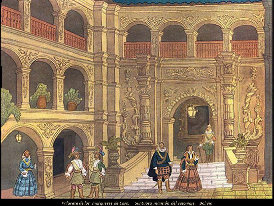 Fundación de la ciudad de La Paz por el Capitán Don Alonso de Mendoza (20 de octubre de 1548).