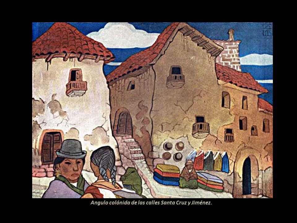 La Tercera Orden, refugio espiritual y de recogimiento de la sociedad colonial paceña