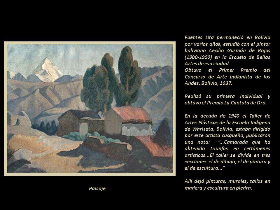 En 1927 Ángel Vega Henríquez, fundador del diario El Sol, instaló una academia de dibujo y pintura; como maestro designaron a Juan Manuel Figueroa Azn