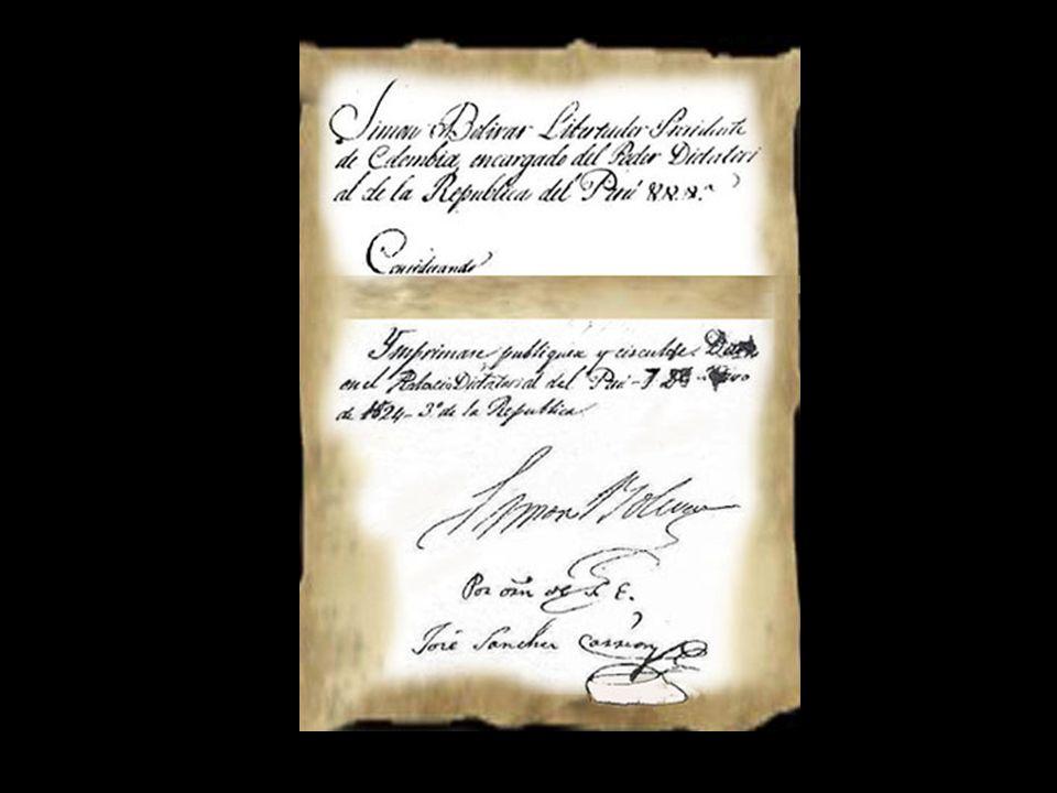 DECRETOS y DISPOSICIONES DE NUESTROS LIBERTADORES AÚN EN VIGENCIA Don José de San Martín y Matorras Decreto de fecha 3 de agosto de 1821 g 3 de agosto