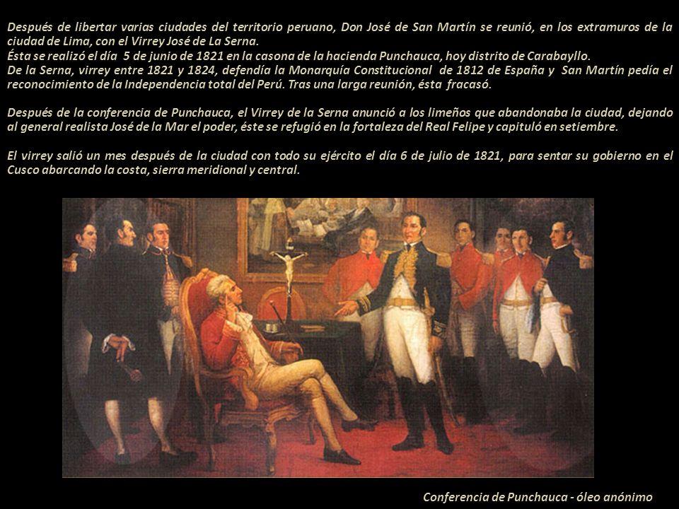 Museo Histórico Generalísimo José de San Martín - Casa y Balcón de la Independencia Cuando llegó el General San Martín con su Ejército Libertador a Hu