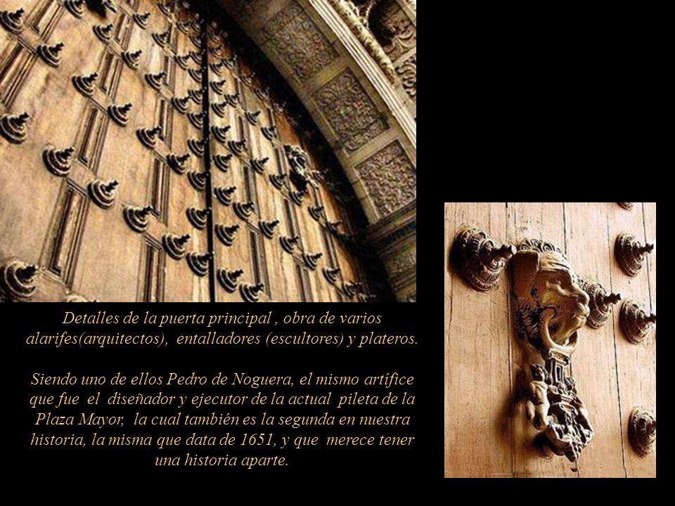 Juan de Escalante 1535-1536 Gonzalo de Aguilar Hernando Moreno Moreno 1550 Alonso de Berlanga 1550 Diego de Torres 1551 Juan Correa 1561-1562 Alonso B