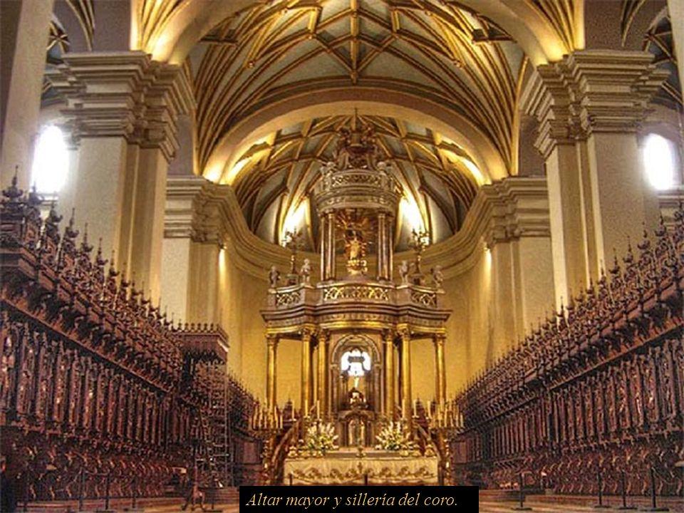 En el mismo diario de doña Inés Muñoz de Alcántara, se lee:...1534 - Enero. S.M. el Rey de España Carlos V, obsequia para la Catedral del Cuzco una he