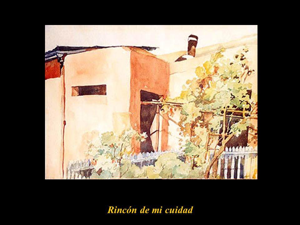 Pintor y escultor.Nació y falleció en Arequipa. De profesión arquitecto desde el año 1945.
