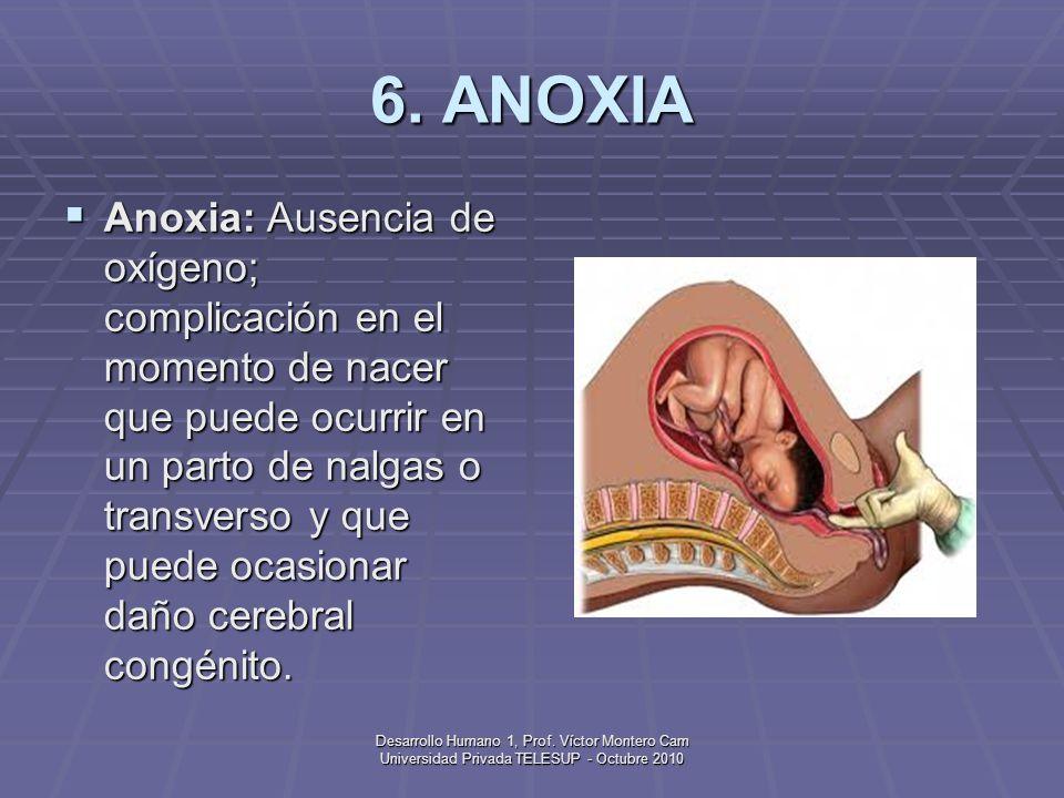 Desarrollo Humano 1, Prof.Víctor Montero Cam Universidad Privada TELESUP - Octubre 2010 36.