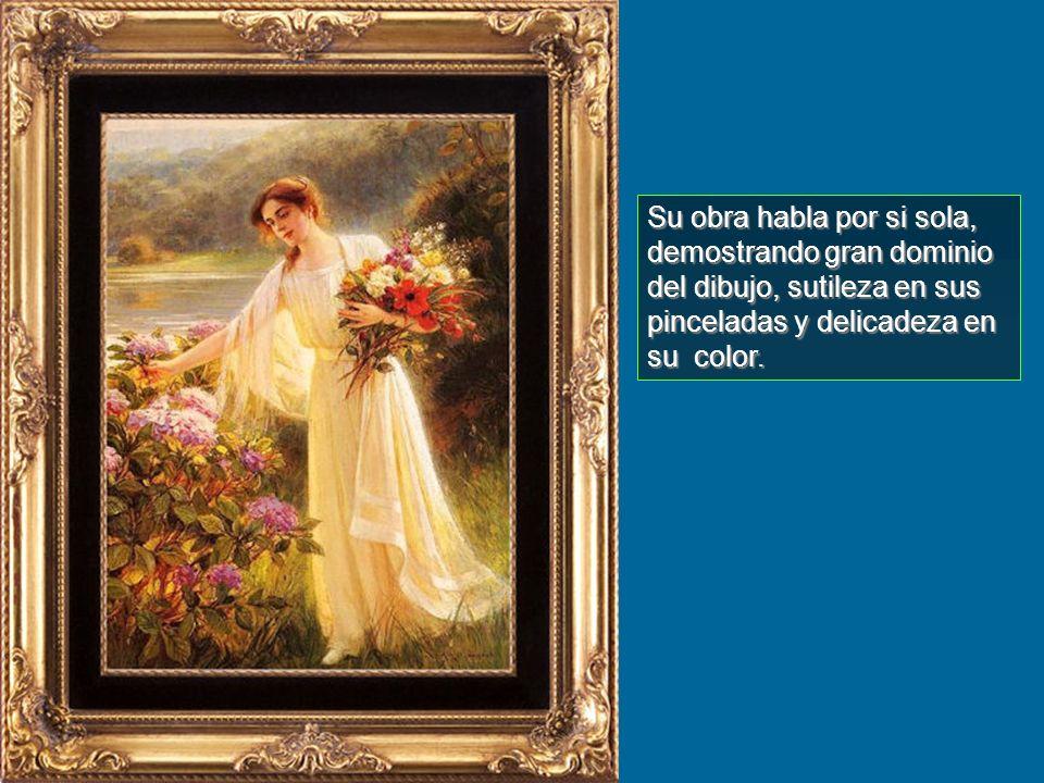 En 1916, el también pintor peruano y crítico de arte Teófilo Castillo Guas, ex discípulo de Bouguerau, habla de Lynch, de su obra de pintura y la de i