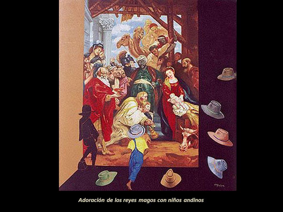 Quijote apocalíptico al rescate del rapto de la hijas de Leucipo