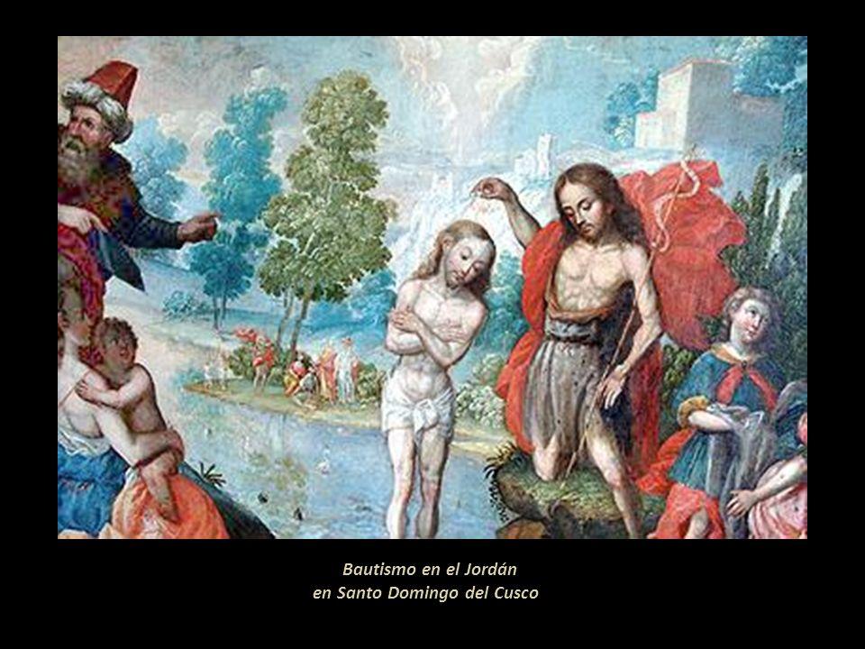 Bautismo de Jesús, ca. 1640. En colección privada