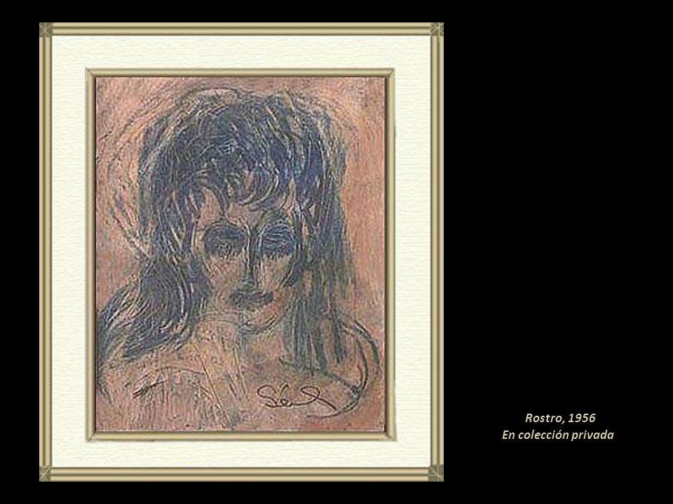 Fue, para su época, el pintor mejor pagado por los coleccionistas por la calidad de sus obras. -- Hacia 1947 inició su etapa expresionista, mostrando