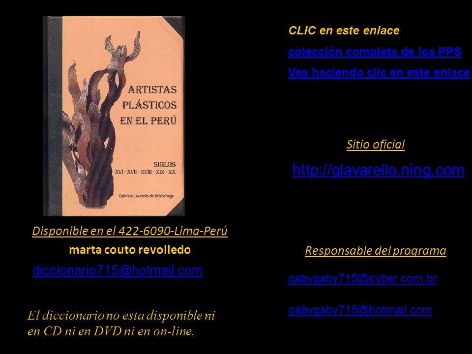 Artista que figura en el Diccionario de más de 4.000 entradas Carátula, escultura de Armando Varela Neyra Lima-Per ú domingo, 26 de enero de 2014 Hoy