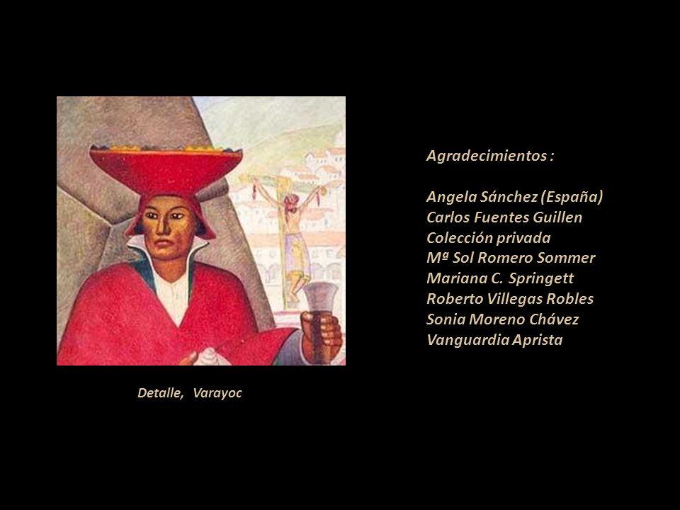 De temática variada, su arte es muy apreciado por los conocedores, se encuentra en colecciones privadas, instituciones y museos del Perú y el extranje