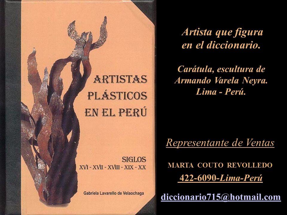 Agradecimientos : Angela Sánchez (España) Carlos Fuentes Guillen Colección privada Mª Sol Romero Sommer Mariana C. Springett Roberto Villegas Robles S
