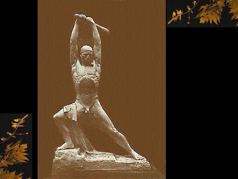 Escultor peruano. Registrado en el Almanaque Mundial. Nació en San Mateo de Huarochiri-Lima. Estudió en la Escuela de Artes y Oficios con Carlo Libero