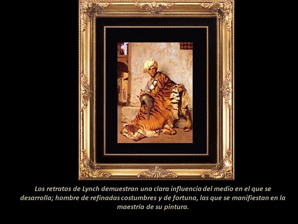 Alberto Lynch, artista incluido en el Diccionario.