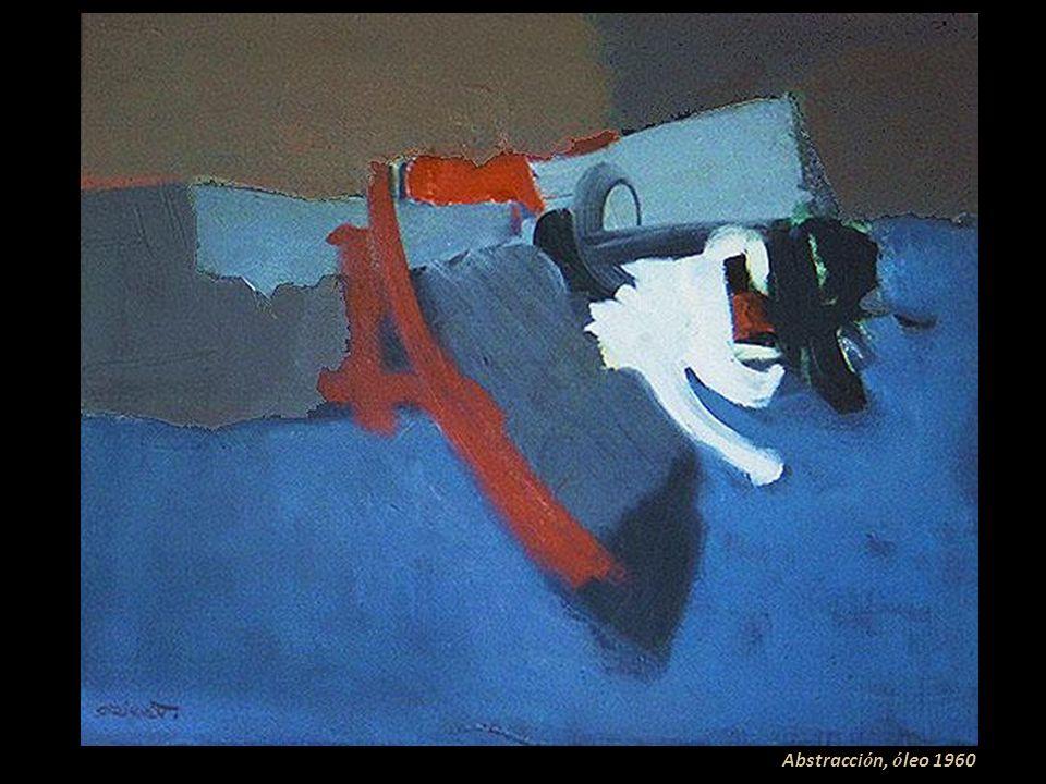 Realizó quince exposiciones individuales. Destacan: 20 Pinturas Abstractas, 1962 y Retrospectiva,1965, ambas en el Instituto de Arte Contemporáneo de
