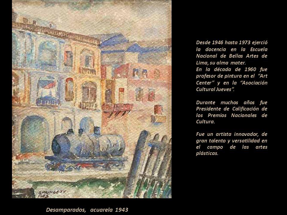 La protesta, carbón 1935 Entre 1931 y 1934 trabajó como dibujante y colaborador de la página deportiva del diario La Crónica. Participó en el Salón de