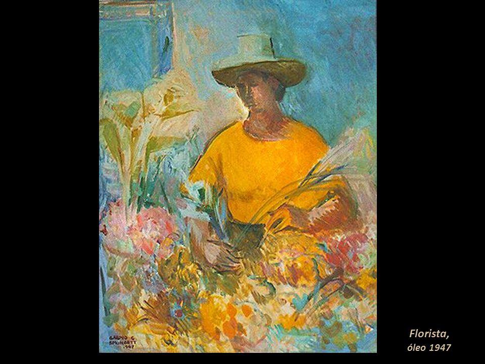 Desde 1946 hasta 1973 ejerció la docencia en la Escuela Nacional de Bellas Artes de Lima, su alma mater. En la década de 1960 fue profesor de pintura