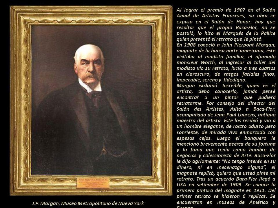 John Bigelow Taylor (detalle) Embajador de USA en Francia Cortesía del Union College USA