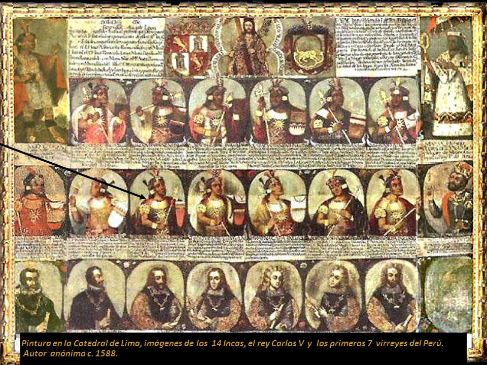 Amaru Inca Yupanqui o Inca Yupanqui X Inka............. Su padre el Sapa Inka Pachacutec agobiado por su largo reinado, inicialmente escogió a Amaru c