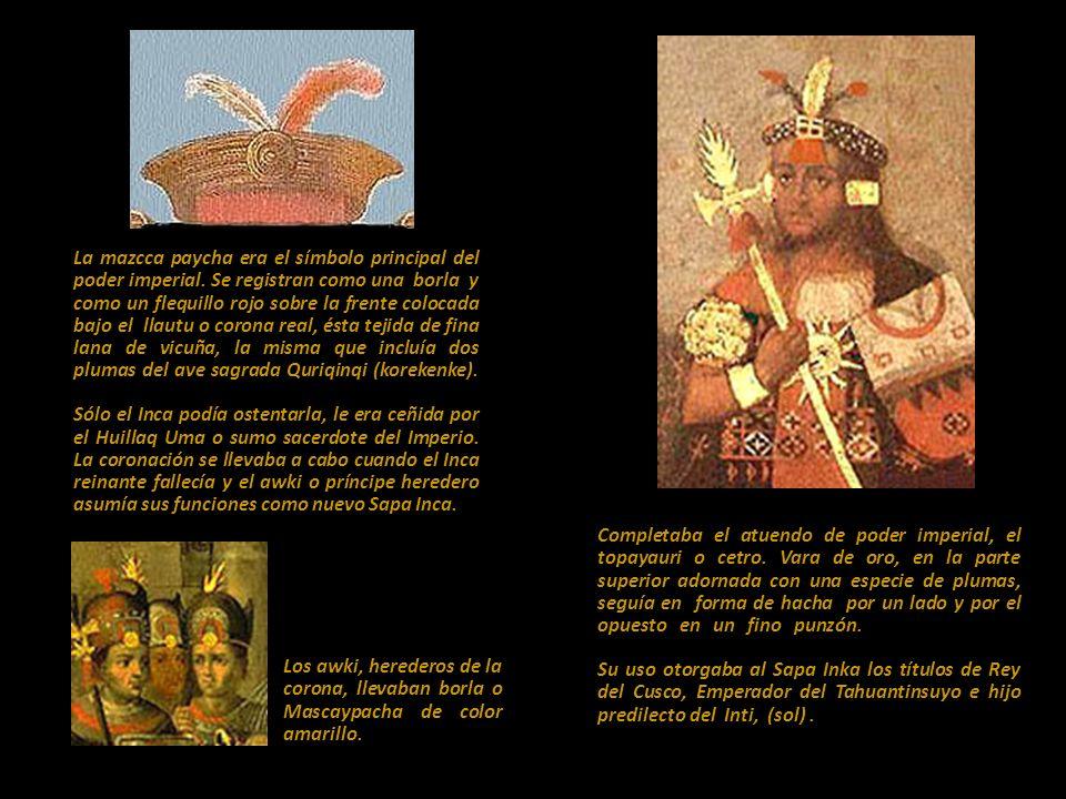 La variedad de versiones difundidas, acerca de los soberanos incas, solo nos llevan a una grave confusión historiográfica y generacional..............