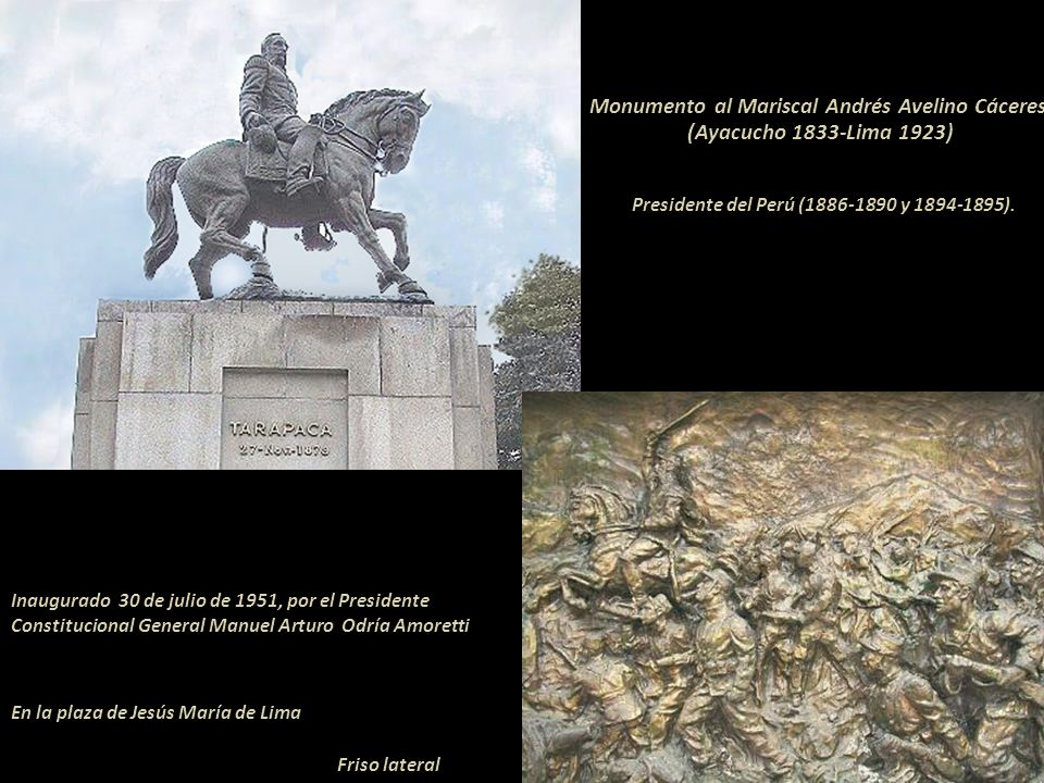 En 1940, en el gobierno de Manuel Prado se realizó un Concurso Internacional para la creación de un monumento de grandes dimensiones a Miguel Grau en