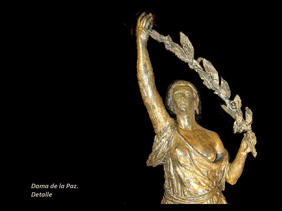 Dama de la paz (en Francia)